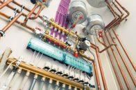 Víz-gáz-fűtés szerelés